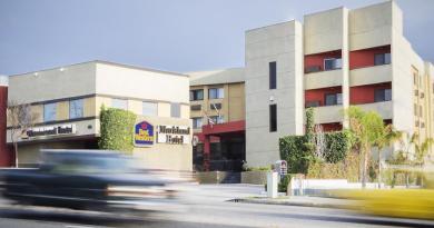 Best Western Markland Hotel em Los Angeles