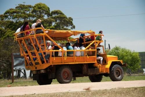 Transporte a Cabo Polonio