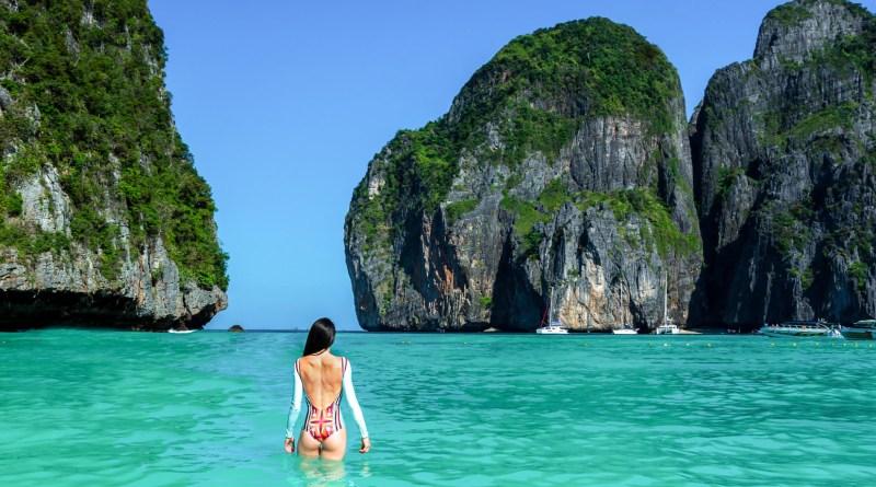 Conheça as cores e encantos de Koh Phi Phi