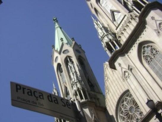 Catedral da Sé São Paulo. Foto: Banco de Imagem