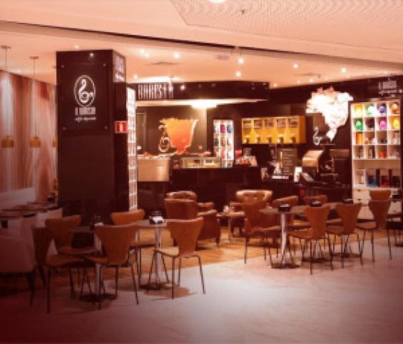 Il Barista tem quatro lojas. Foto: Divulgação