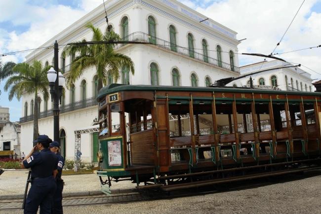 Museu Pelé. Foto: Divulgação.