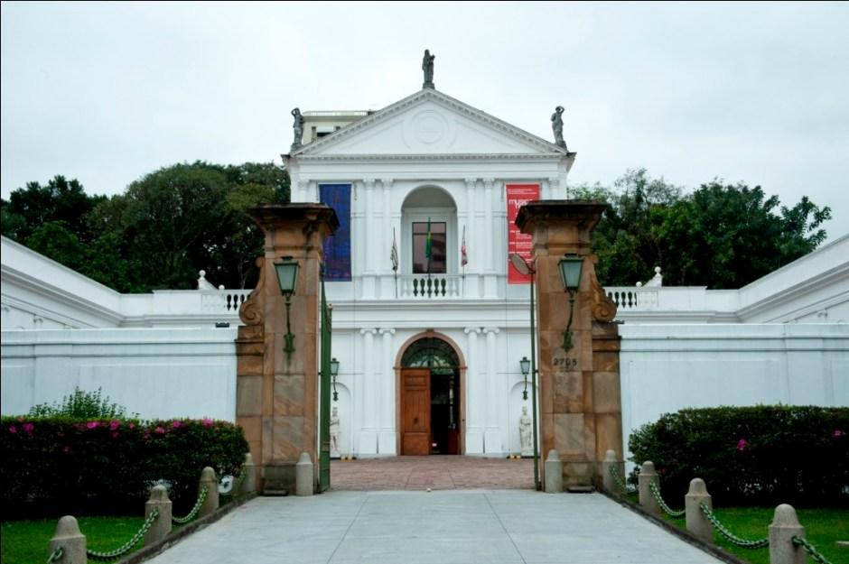 Museu da Casa Brasileira. Foto: Divulgação