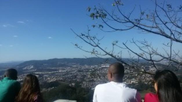 Pico do Jaraguá. Foto: Patrícia Ribeiro/ Passeios Baratos em SP