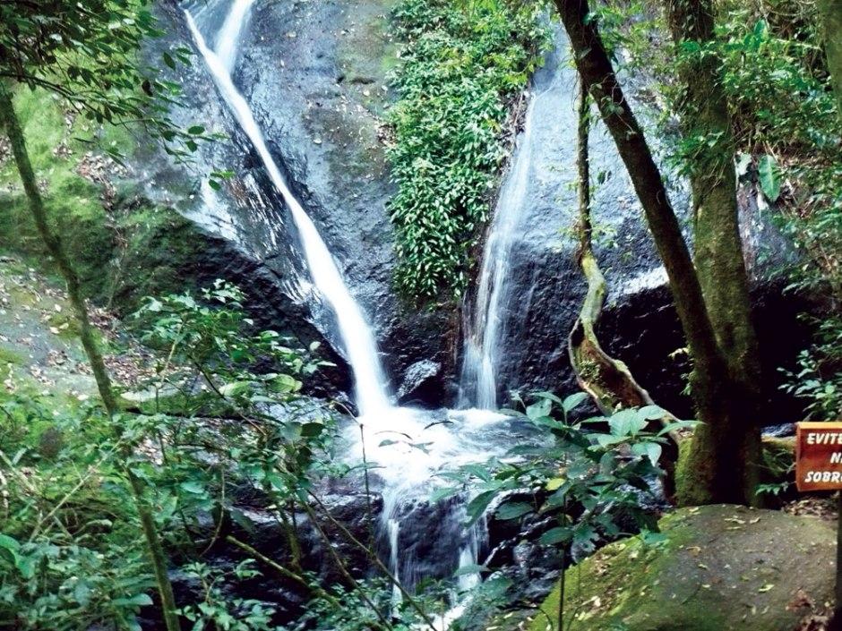 Cachoeira Véu de Noiva - Núcleo do Engordador