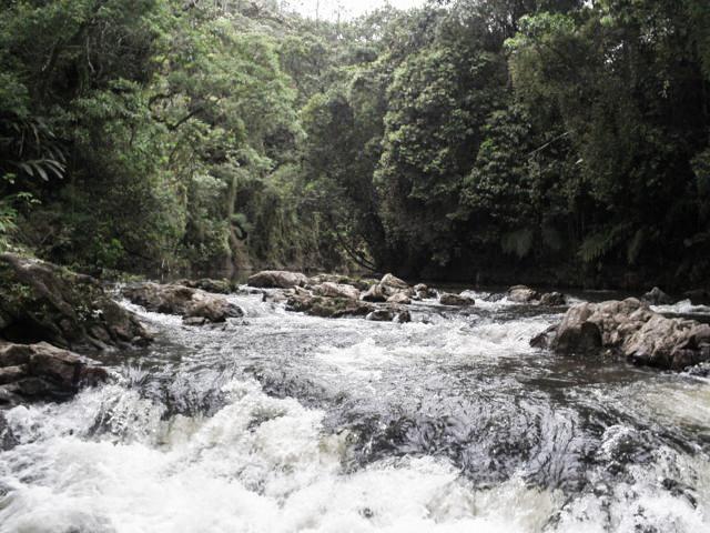 Cachoeira do Marsilac. Foto: Desviantes