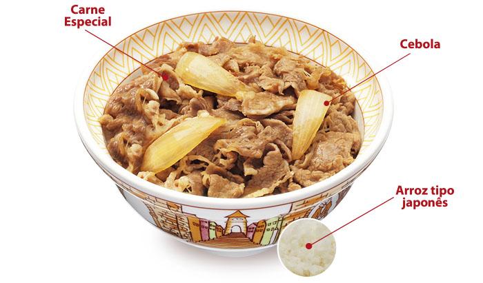 Gyudon tradicional
