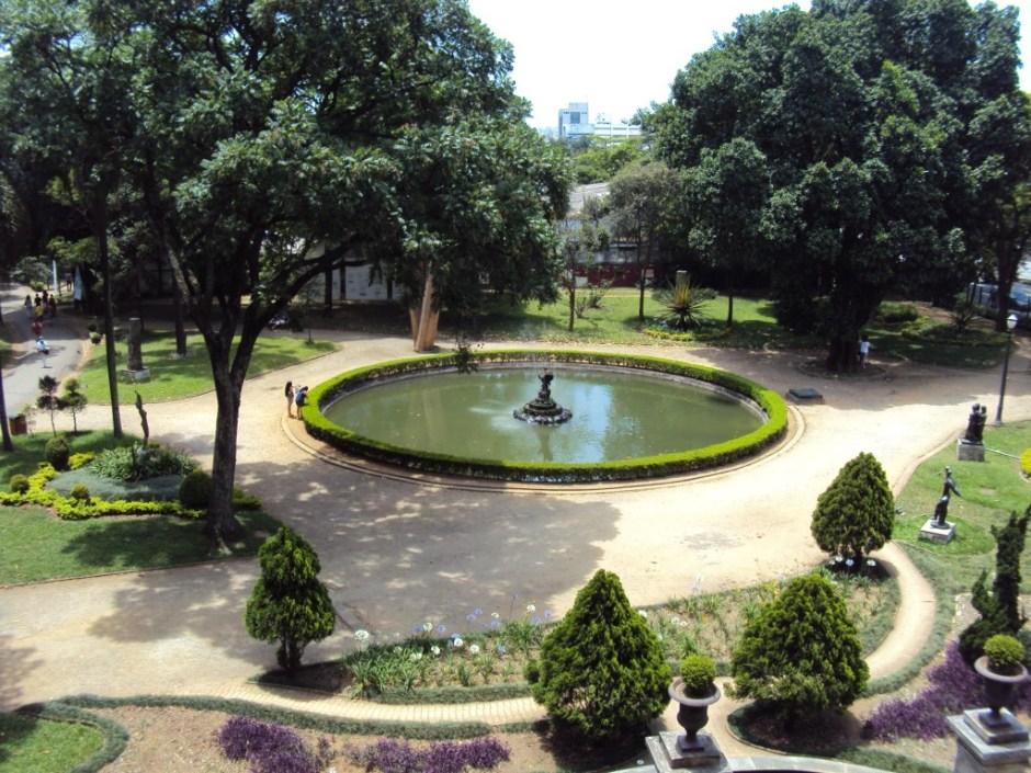 Parque da Luz Foto: Patrícia Ribeiro/Passeios Baratos em SP