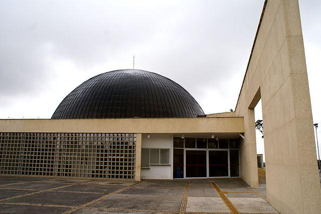 Planetário do Carmo Foto: Wikimedia -Lucas