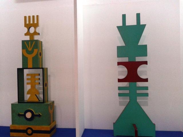 Todas as vertentes das artes estão representados no Museu Afro Brasil Foto: Patrícia Ribeiro/Passeios Baratos em SP