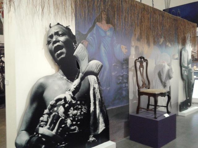 A história do Brasil é contada através desta exposição permanente Foto: Patrícia Ribeiro/Passeios Baratos em SP