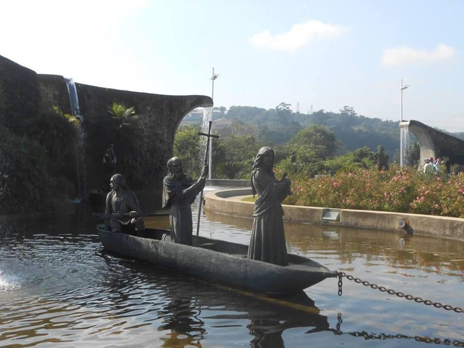 Monumento às Bandeiras Foto: Sueli dos Santos