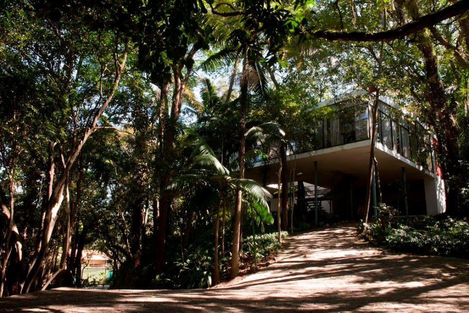 Casa de vidro Lina Bo Bardi Foto: Divulgação
