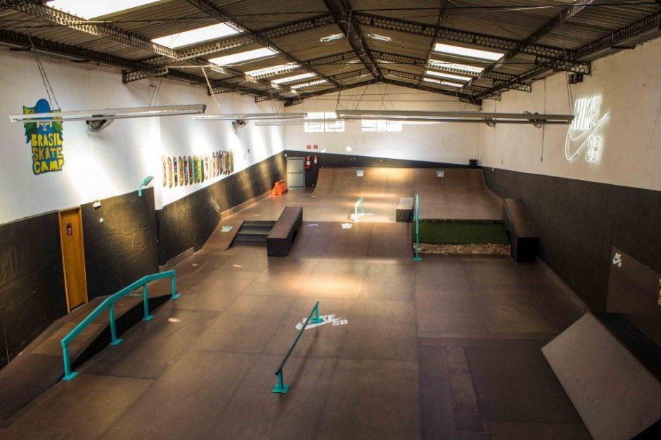 pista do Skate Park Foto Divulgação