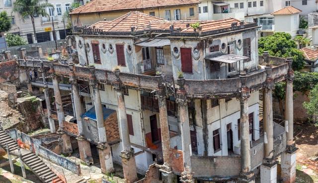 Vila Itororó Divulgação