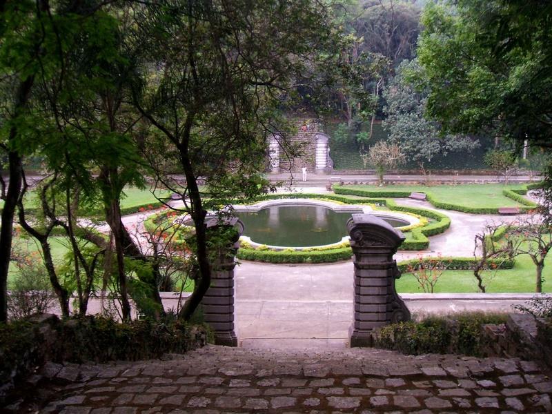 Jardim Botânico de São Paulo Foto: Wikimedia
