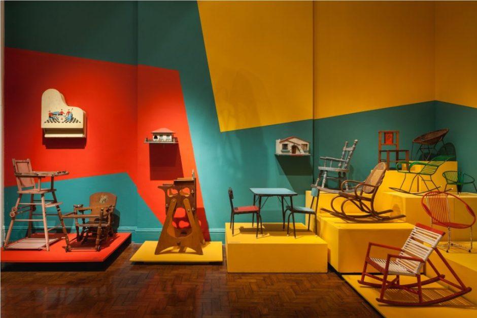 Mostra no Museu da Casa Brasileira Divulgação