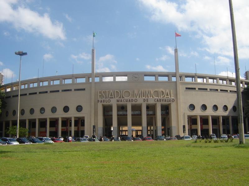 Estádio do Pacaembu Wikimedia