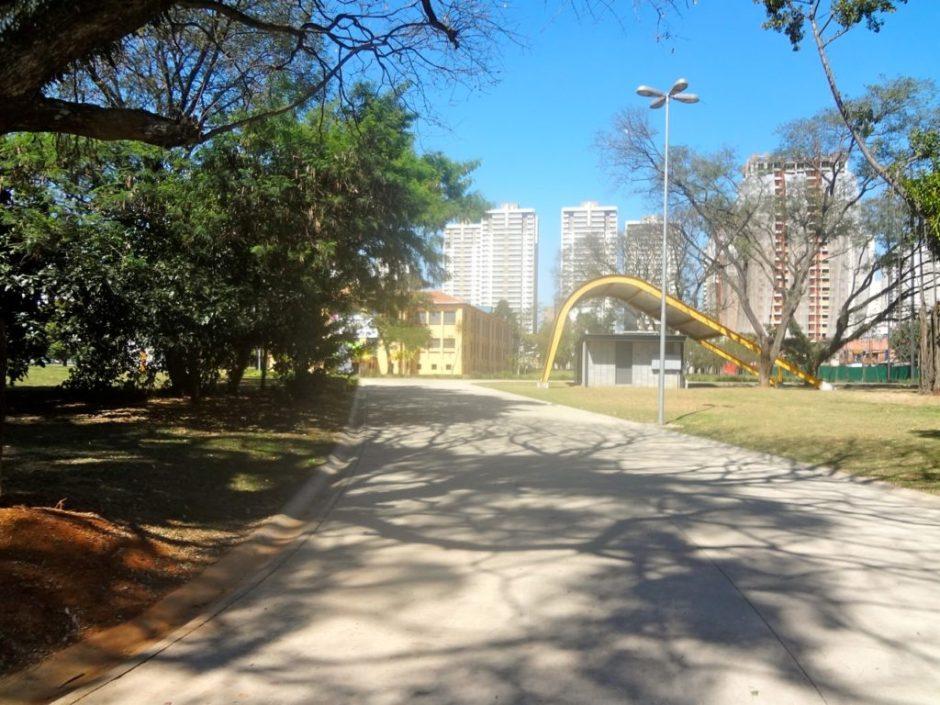 Parque Belém Foto: Áreas Verdes da Cidade