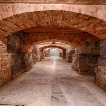 Salão dos Arcos no Teatro Municipal será transformado em bar Foto: Ricardo Kleine