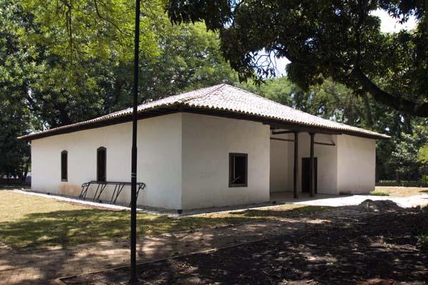 Casa do Bandeirante Foto: Divulgação