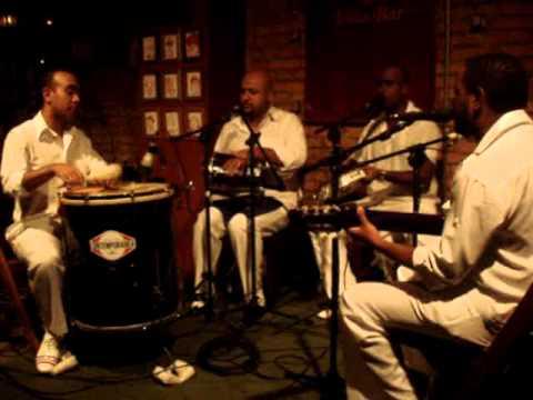 Grupos de samba como a Reduto se apresentam no Magnolia Bar Foto: Divulgação