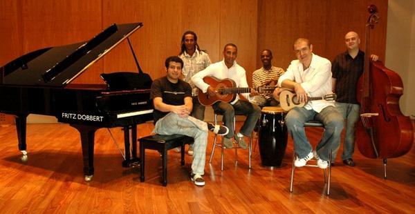 Banda Social Samba Fino Foto: Divulgação