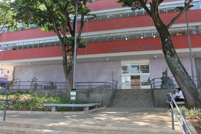 Centro Cultural da Penha Foto: Juliano Emidio Mendes