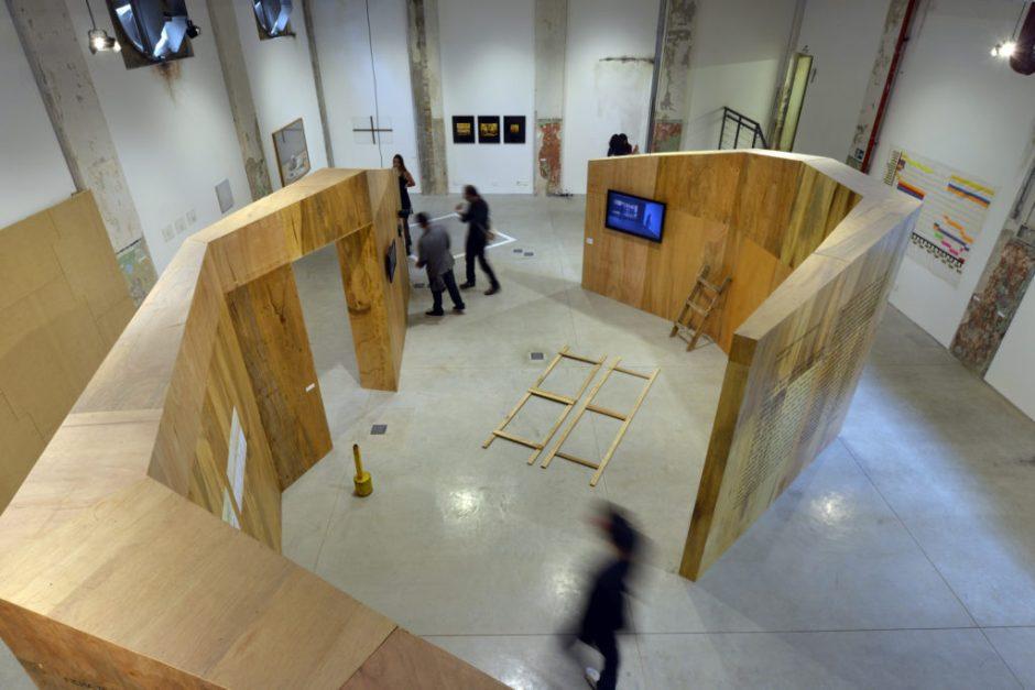 Red Bull Station tem espaço para workshops, exposições, apresentações artísticas Foto: Divulgação