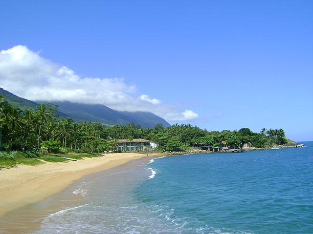 Praia da Feiticeira Foto: wikimedia