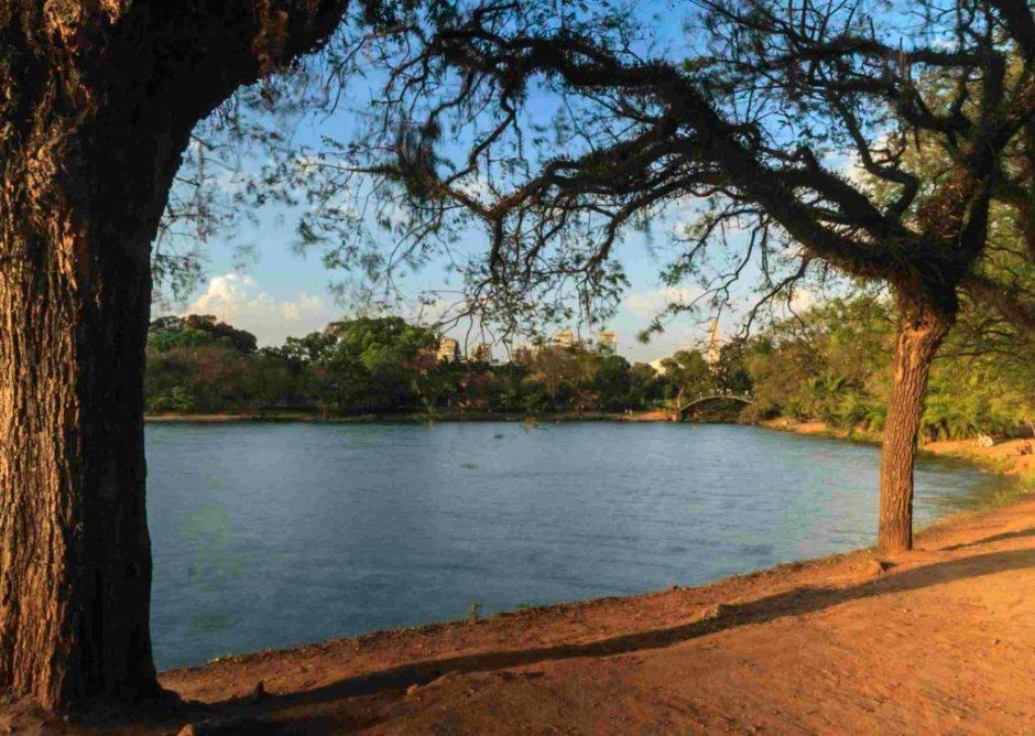 Parque do Ibirapuera Caio Cordeiro/SPTuris