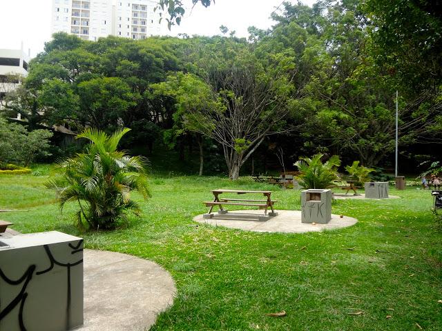Parque Vila dos Remédios Foto: www.areasverdesdascidades.com.br