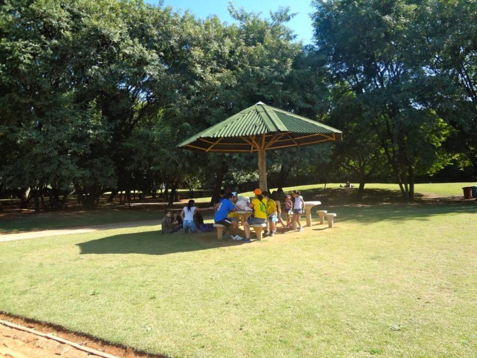 Parque da Juventude Foto:www.areasverdesdascidades.com.br