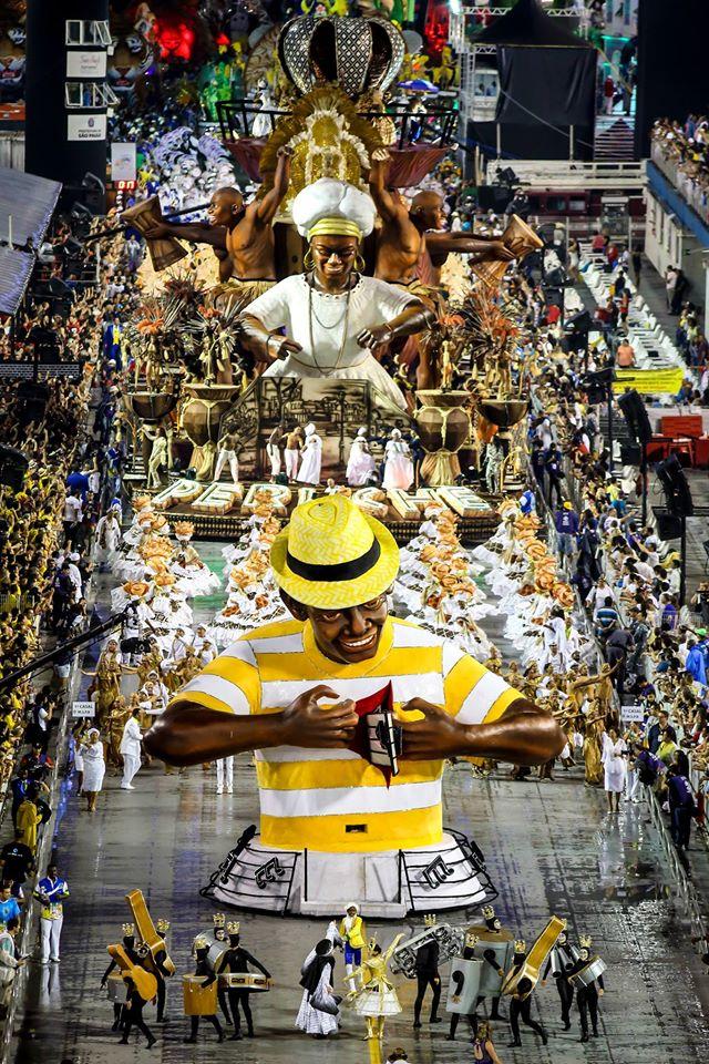 Unidos do Peruche Foto: Divulgação