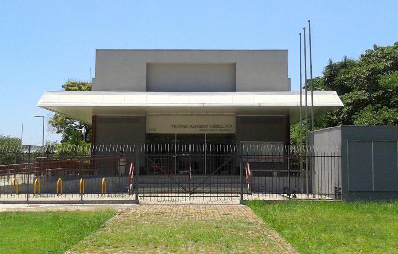 Teatro Alfredo Mesquita Divulgação