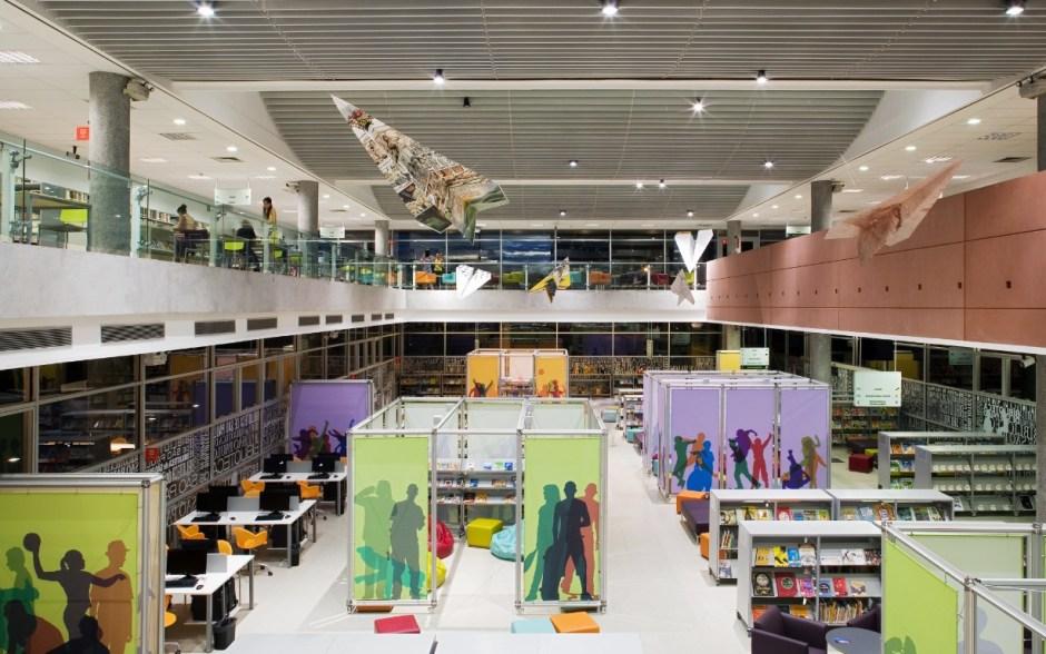 Biblioteca São Paulo Divulgação