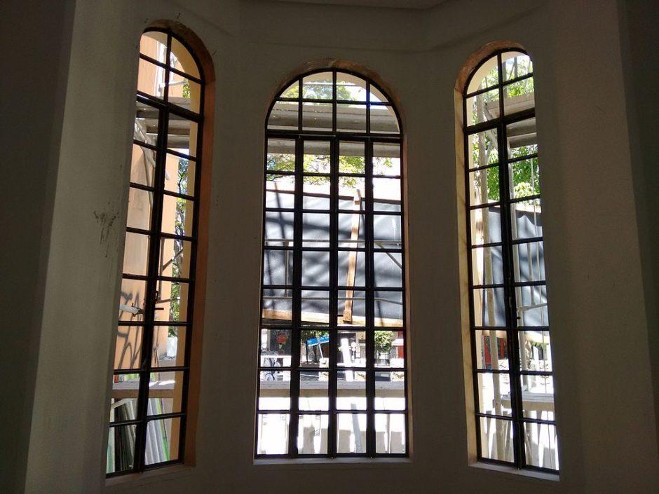 Obras em restauro wikimedia