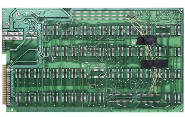 """Microprocessador do Apple 1 -uma das peças que estarão expostas na exposição """"Steve Jobs, O Visionário"""", entre os dias 15 de junho e 20 de agosto, no MIS, em São Paulo25 Crédito: Divulgação Fullbrand"""