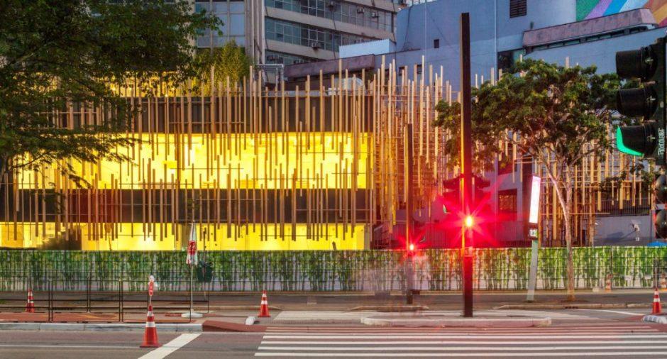 Fachada de Hinoki - Japan House São Paulo