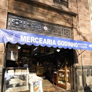 A Casa Godinho em seu endereço atual na rua Líbero Badaró Divulgação