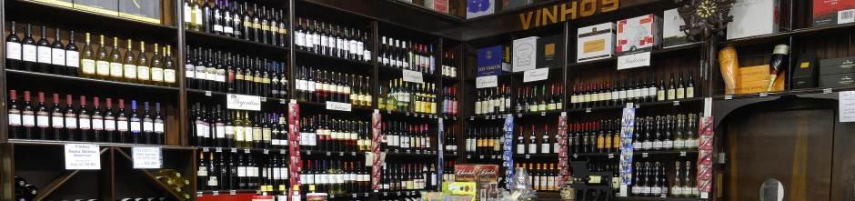 Muita variedade no setor de bebidas Divulgação