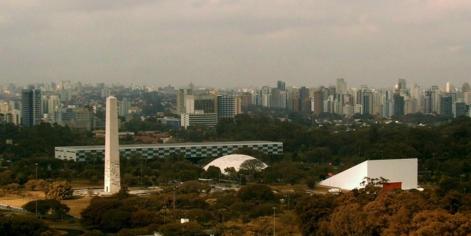 Parque do Ibirapuera (Bienal, Oca e Auditório) Wikimedia