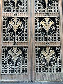 Porta Edifício Banco de São Paulo Foto: wikimedia