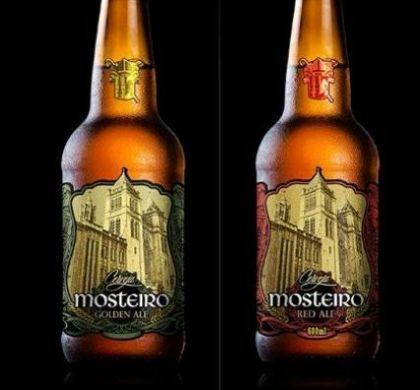 Monges do mosteiro de São Bento lançam cerveja e inauguram café