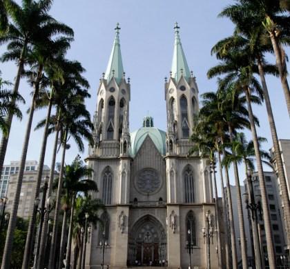 Veja as principais igrejas no centro de São Paulo