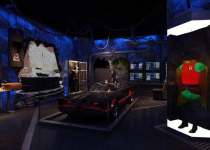 Batman 80 – A exposição chega ao Memorial da América Latina, dia 5 de setembro