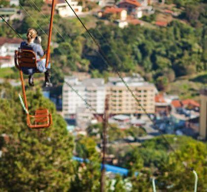8 pontos turísticos para conhecer em Serra Negra