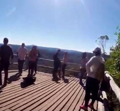 Trilha da Pedra Redonda, em Monte Verde, é reaberta