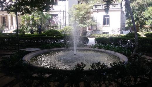 Fonte da Casa das Rosas