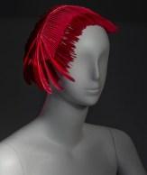 Toque 1950-1955 provenienza: Letizia Befani; acquisizione: dono Associazione Amici della Galleria del Costume di Palazzo Pitti
